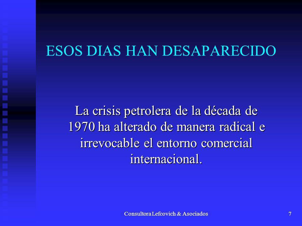 ESOS DIAS HAN DESAPARECIDO