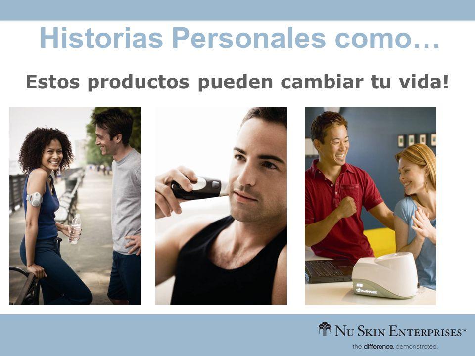 Historias Personales como… Estos productos pueden cambiar tu vida!
