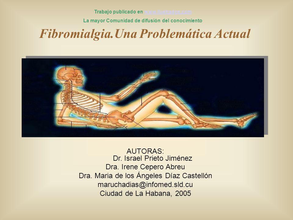 Fibromialgia.Una Problemática Actual