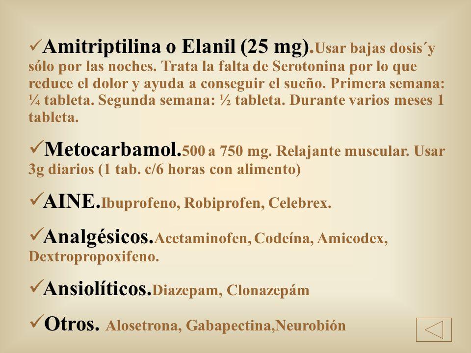 AINE.Ibuprofeno, Robiprofen, Celebrex.