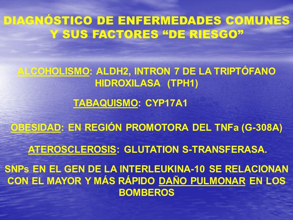 DIAGNÓSTICO DE ENFERMEDADES COMUNES Y SUS FACTORES DE RIESGO
