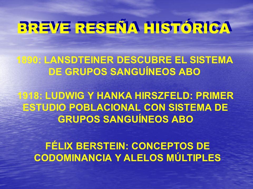 BREVE RESEÑA HISTÓRICA