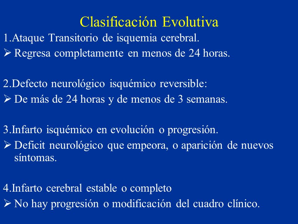 Clasificación Evolutiva