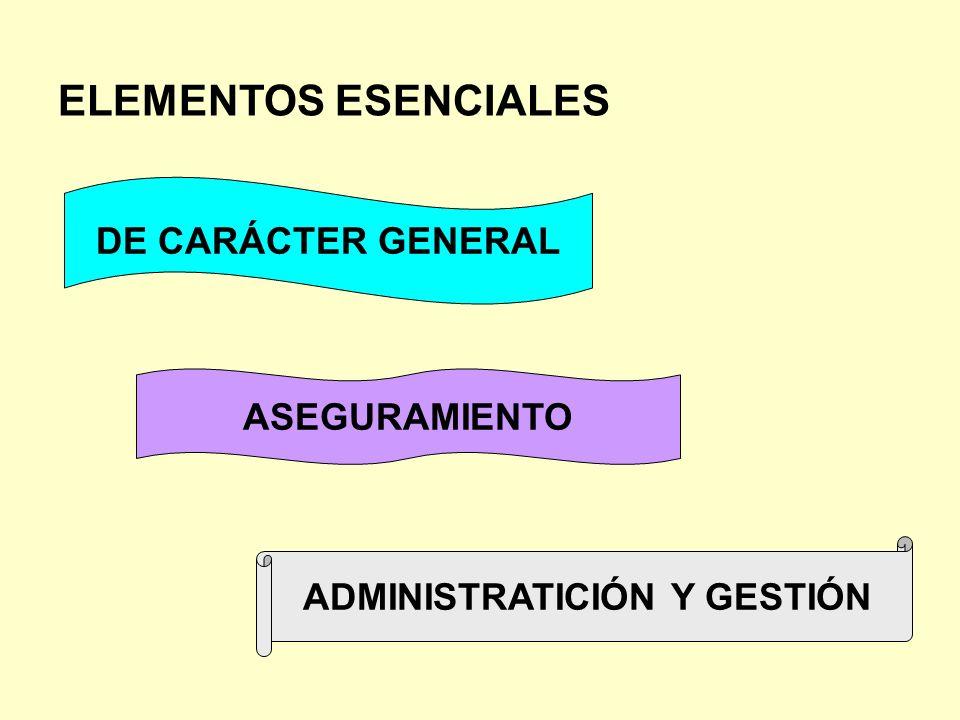 ADMINISTRATICIÓN Y GESTIÓN