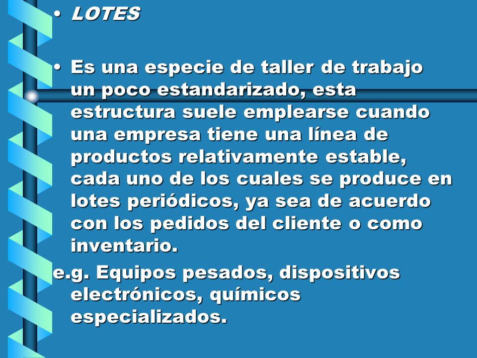 LOTES