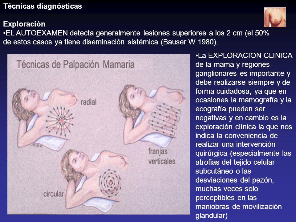 Técnicas diagnósticas