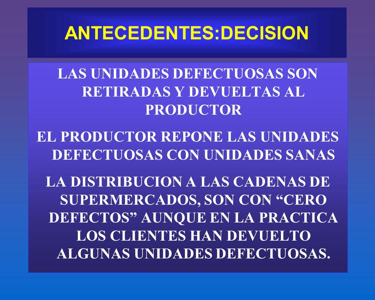 ANTECEDENTES:DECISION