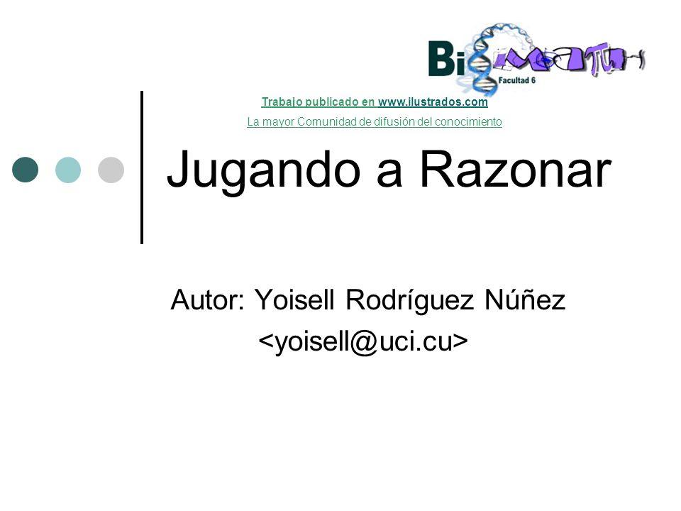 Autor: Yoisell Rodríguez Núñez <yoisell@uci.cu>