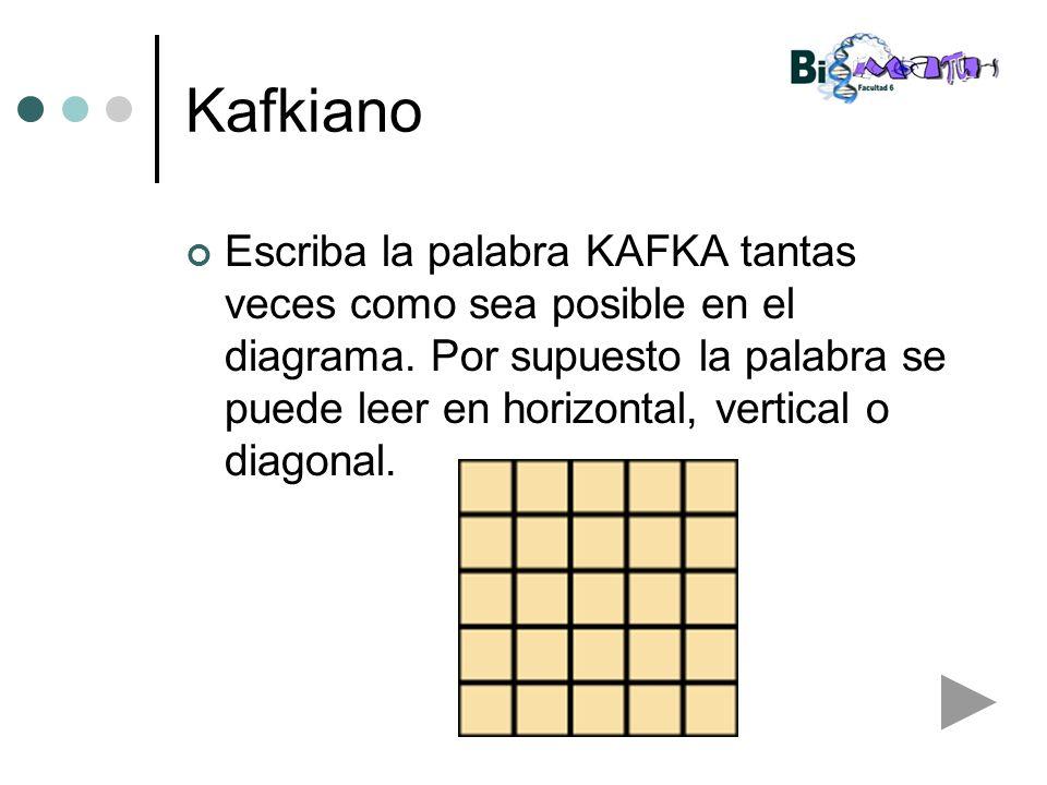 Kafkiano