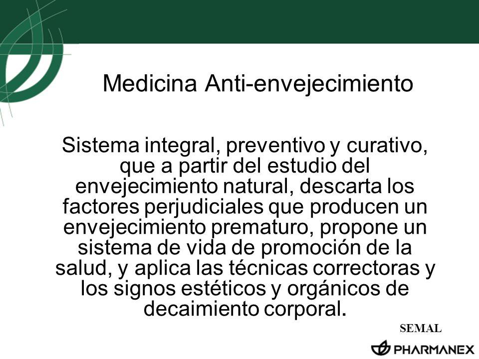 Medicina Anti-envejecimiento