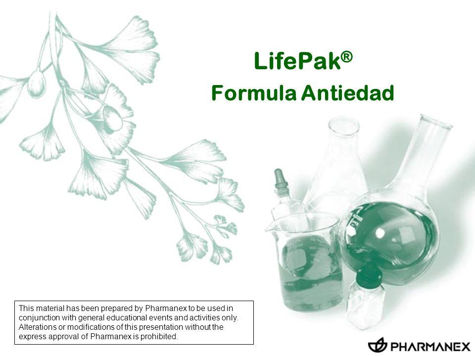 LifePak® Formula Antiedad