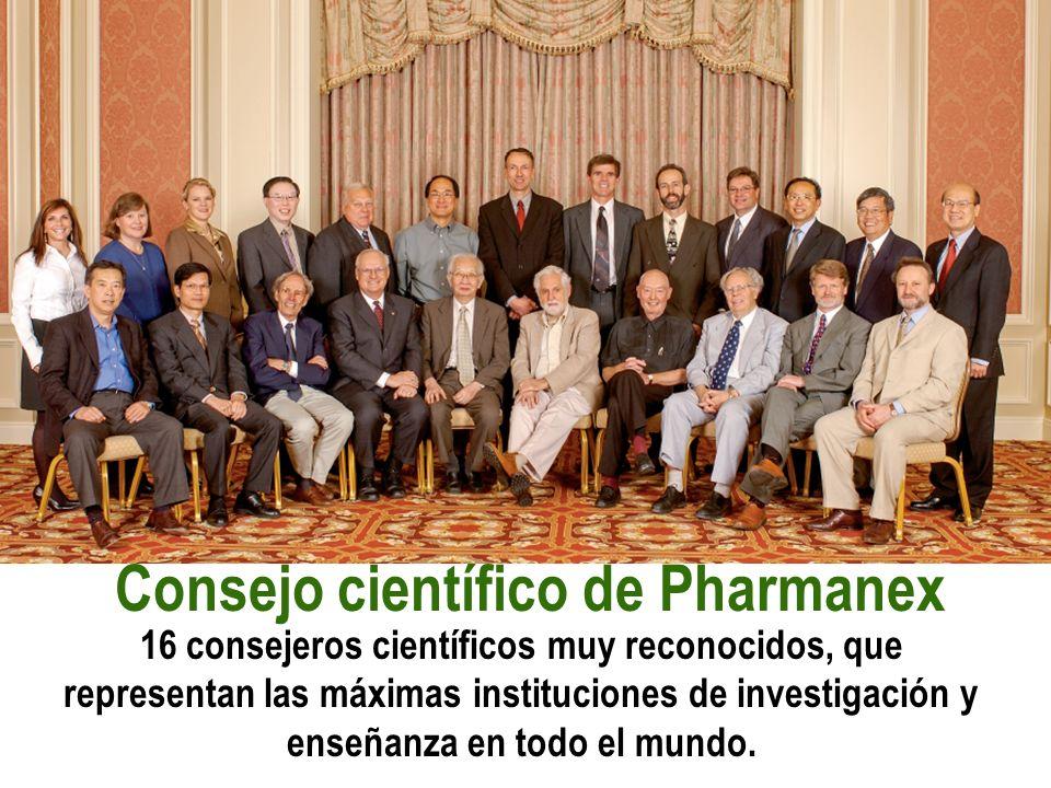 Consejo científico de Pharmanex