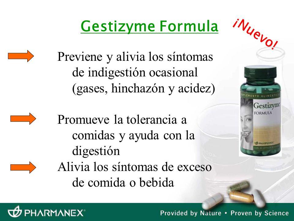 Gestizyme Formula ¡Nuevo!