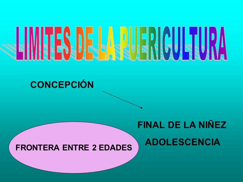 LIMITES DE LA PUERICULTURA