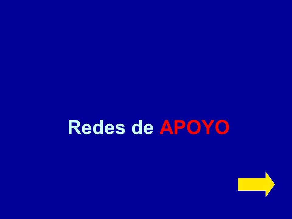 Redes de APOYO