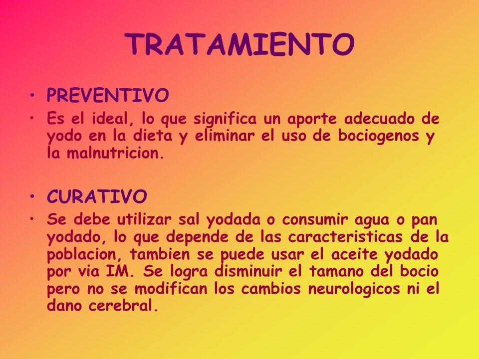 TRATAMIENTO PREVENTIVO CURATIVO