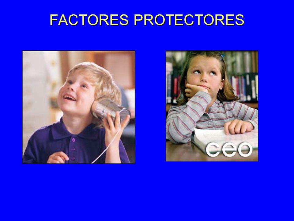 FACTORES PROTECTORES - La Salud Mental -Las Familias funcionales