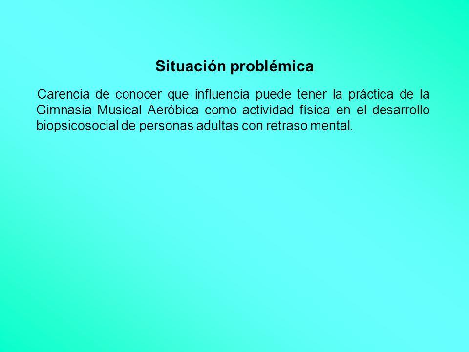 Situación problémica