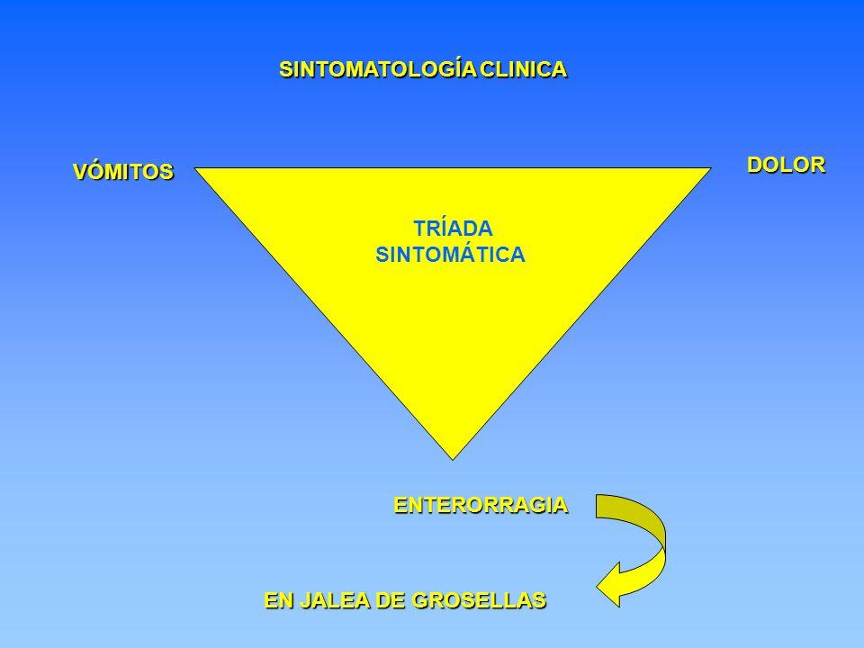 SINTOMATOLOGÍA CLINICA