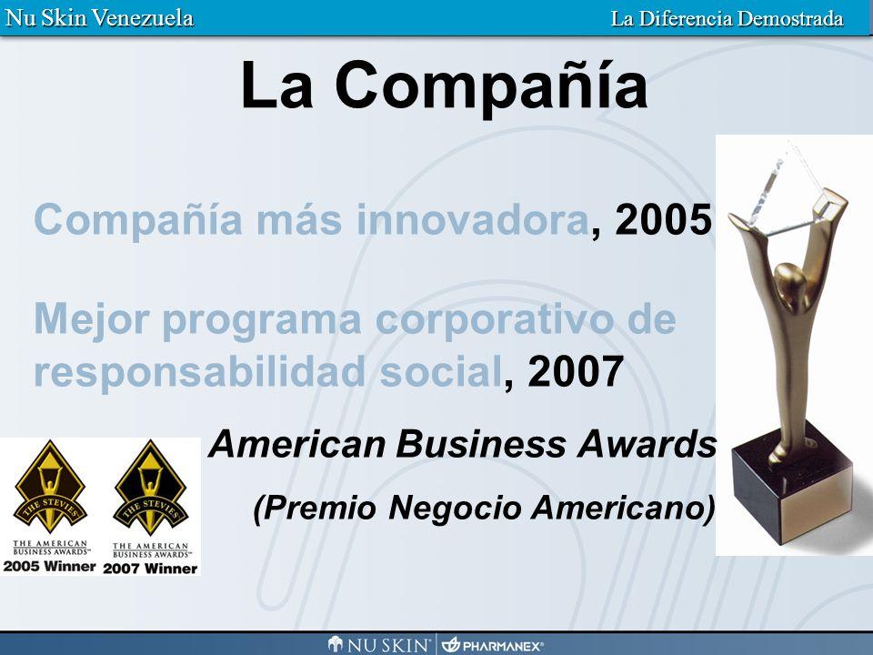 La Compañía Compañía más innovadora, 2005
