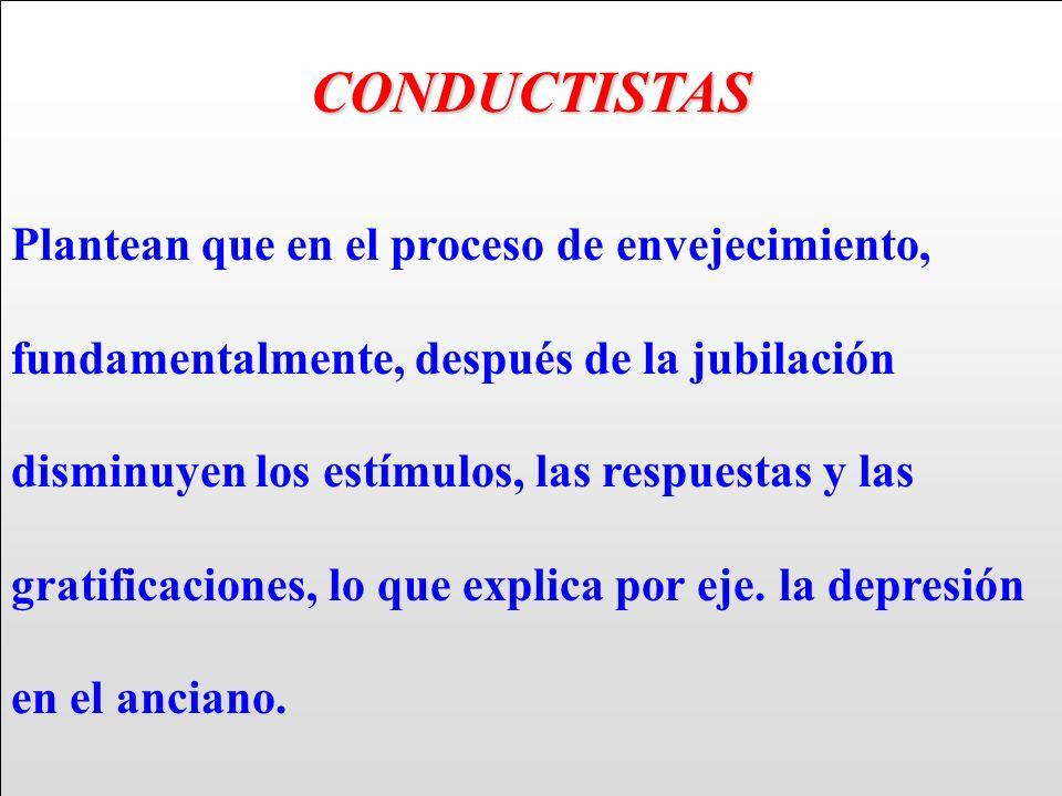 CONDUCTISTAS