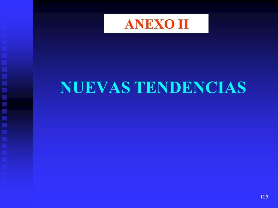 ANEXO II NUEVAS TENDENCIAS