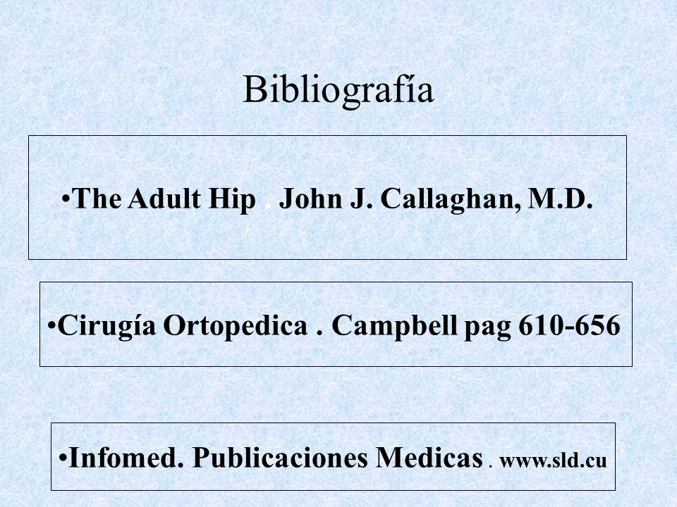 The Adult Hip . John J. Callaghan, M.D.