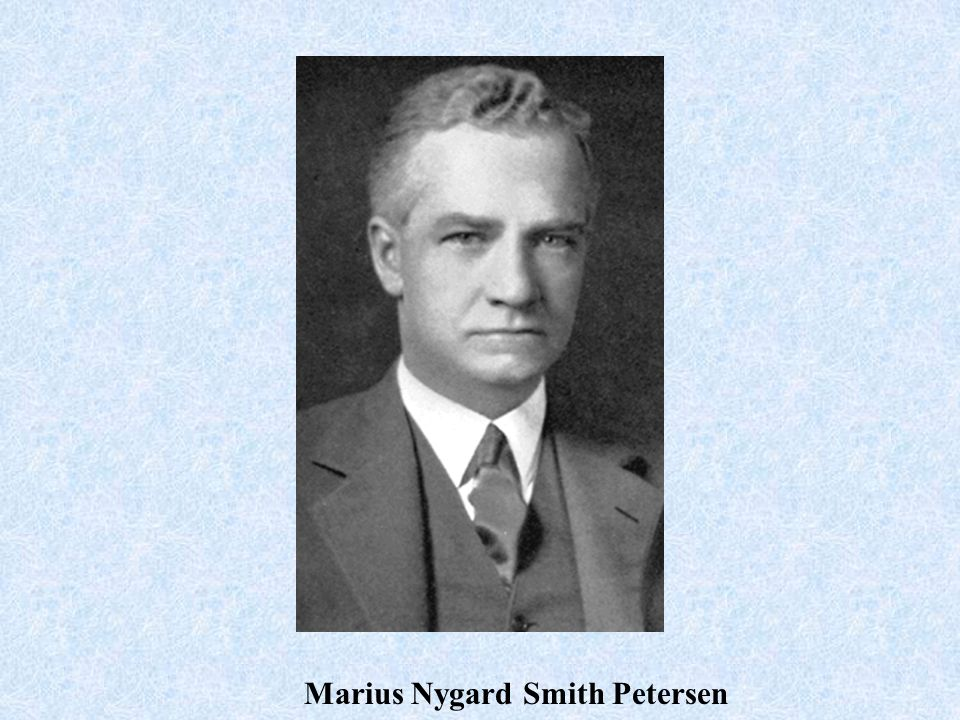 Marius Nygard Smith Petersen