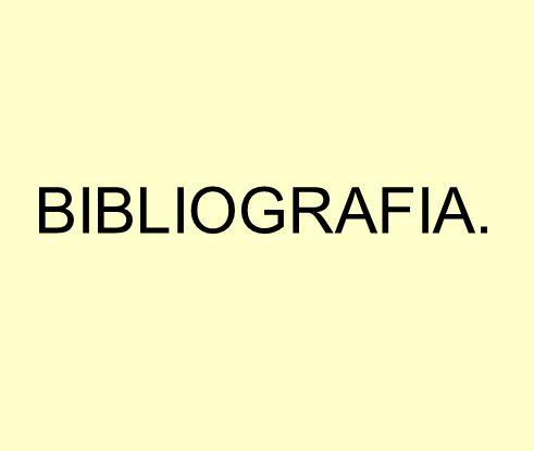 BIBLIOGRAFIA. -Villavicencio Rafael G.T. Shock: perspectiva actual. XXII Congreso Latinoamericano de Anestesia. 1993.