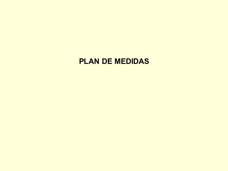 PLAN DE MEDIDAS