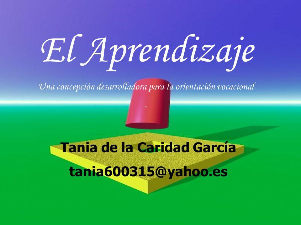 Tania de la Caridad García