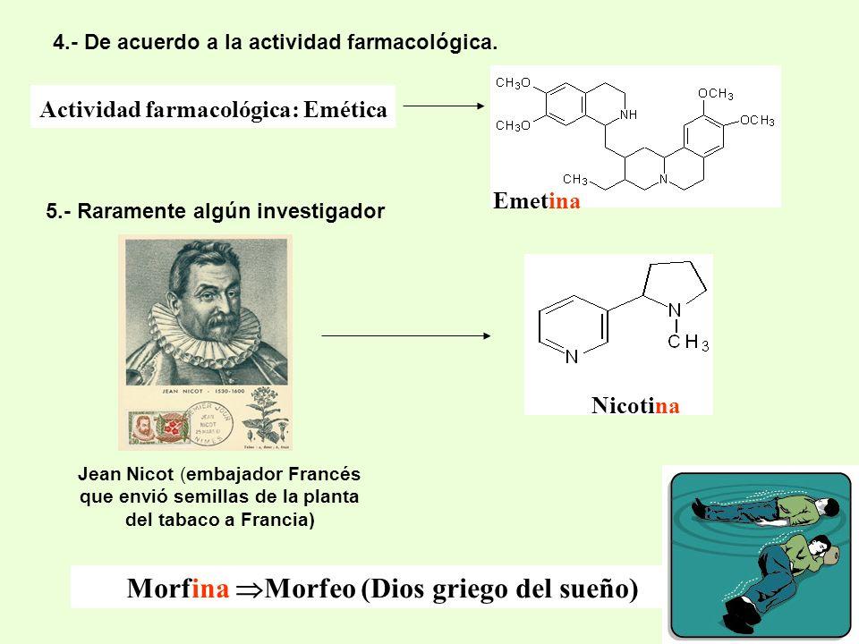 Morfina Morfeo (Dios griego del sueño)