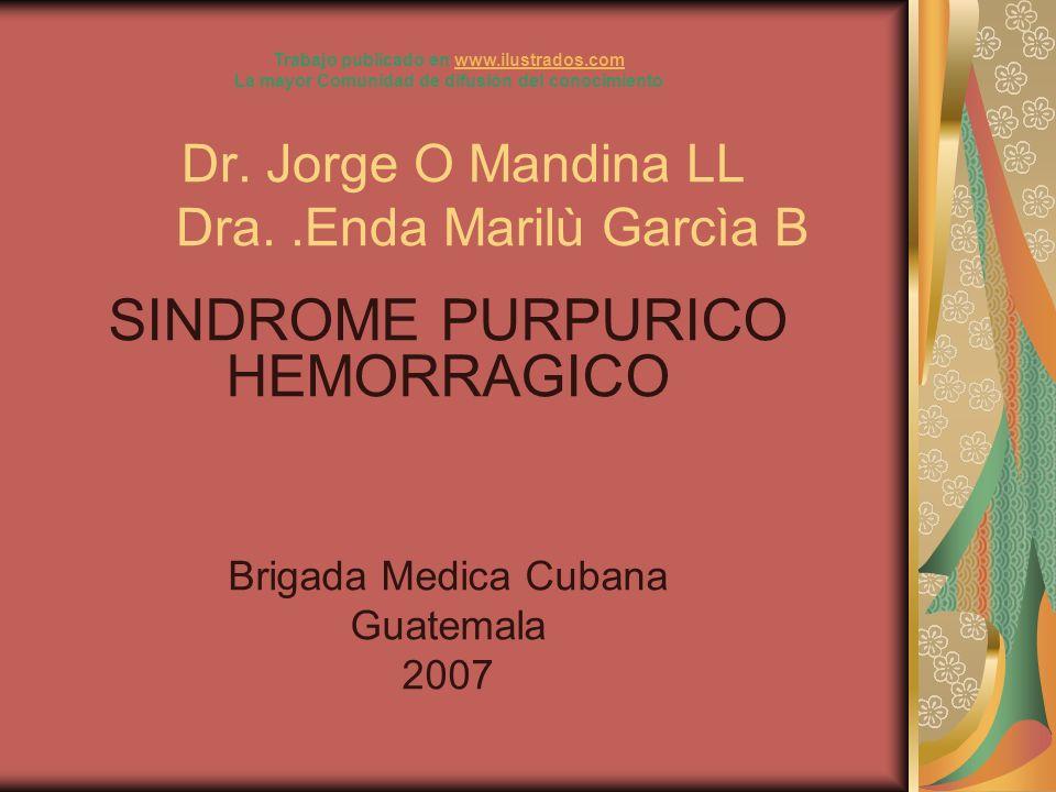 Dr. Jorge O Mandina LL Dra. .Enda Marilù Garcìa B