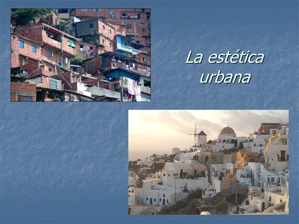 La estética urbana