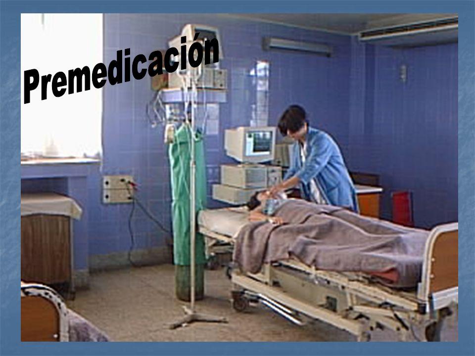 Premedicación