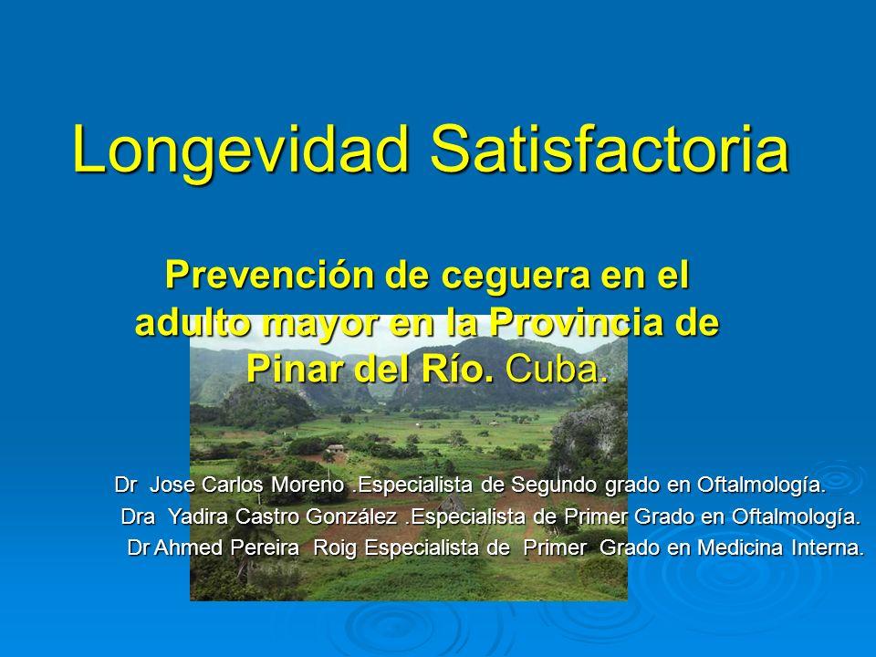 Longevidad Satisfactoria