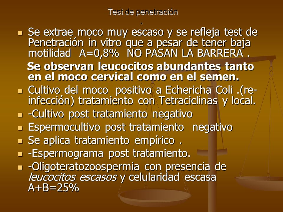 -Cultivo post tratamiento negativo