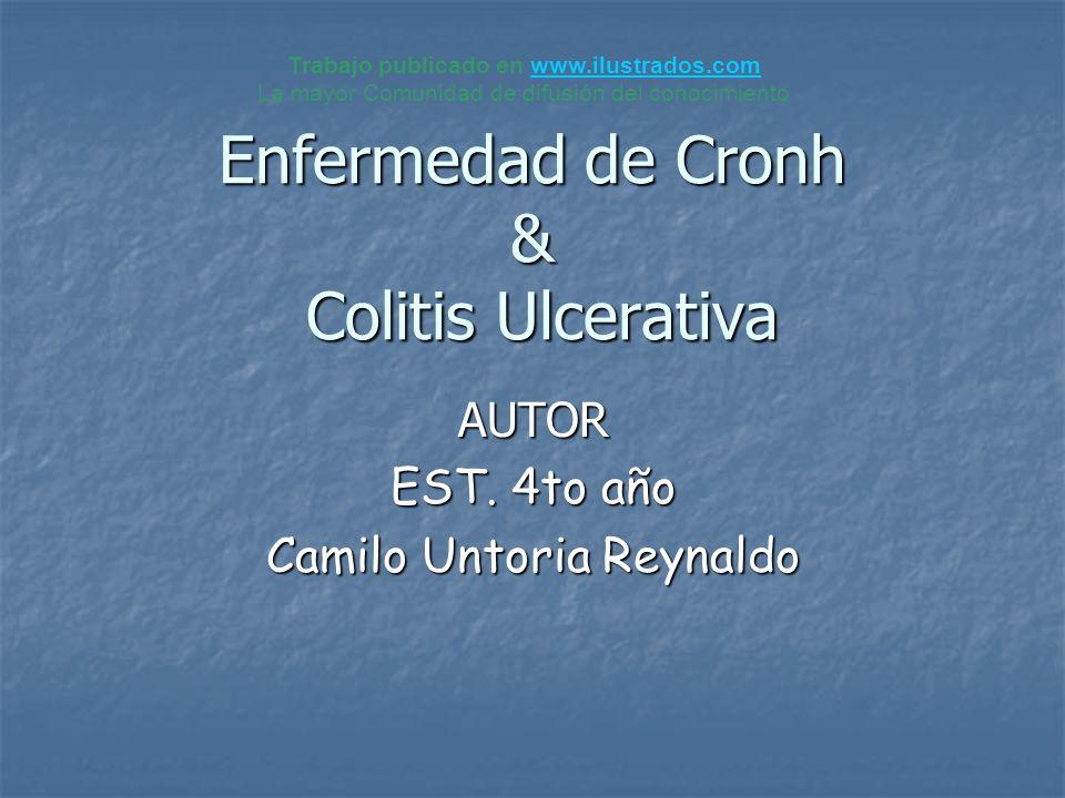 Enfermedad de Cronh & Colitis Ulcerativa