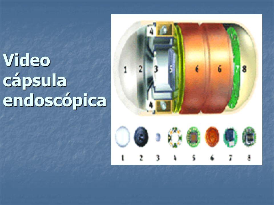 Video cápsula endoscópica