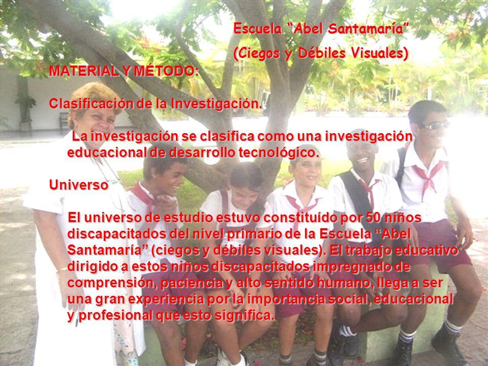 Escuela Abel Santamaría