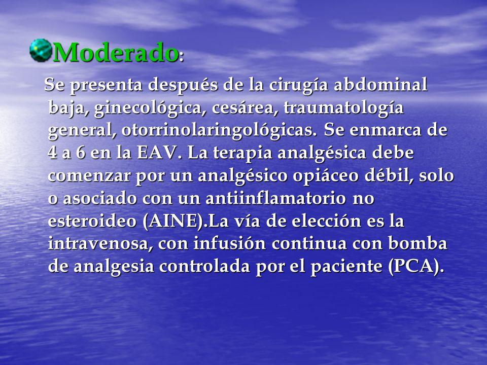 Moderado: