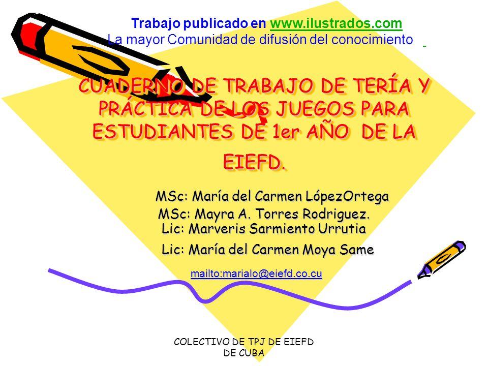 Trabajo publicado en www. ilustrados