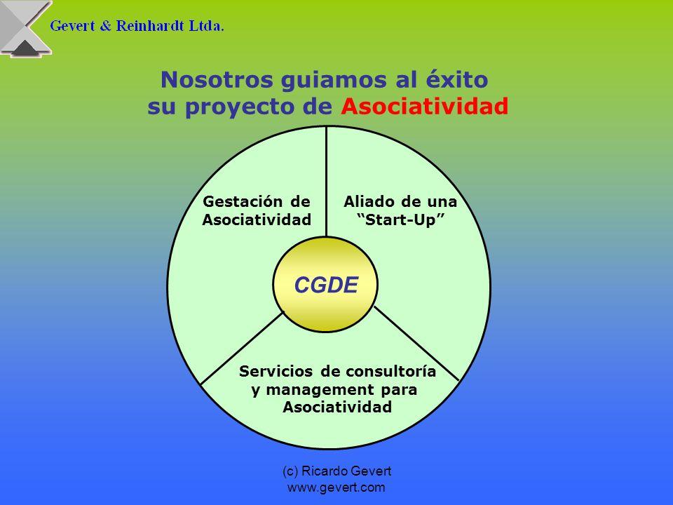Nosotros guiamos al éxito su proyecto de Asociatividad