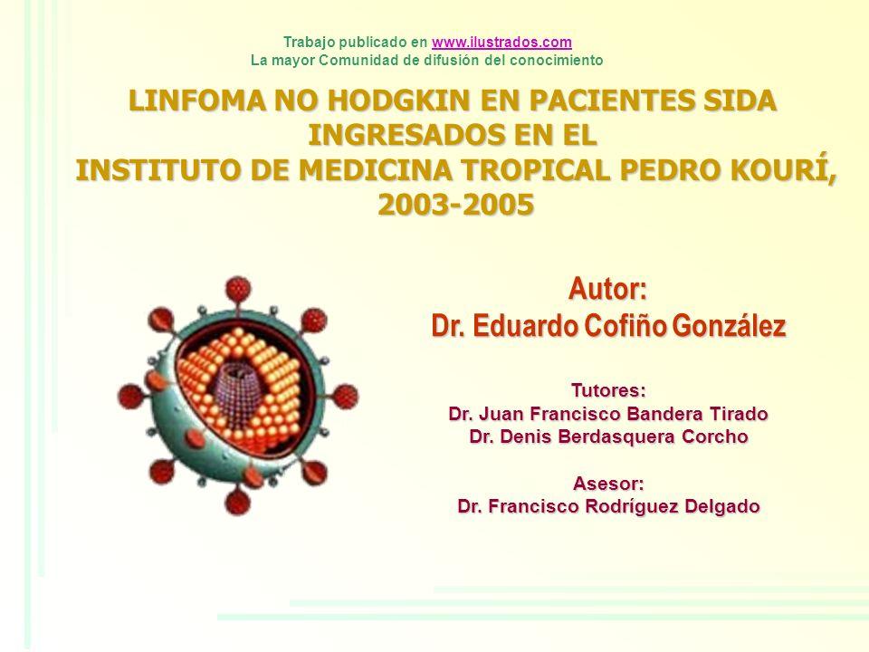 Dr. Eduardo Cofiño González