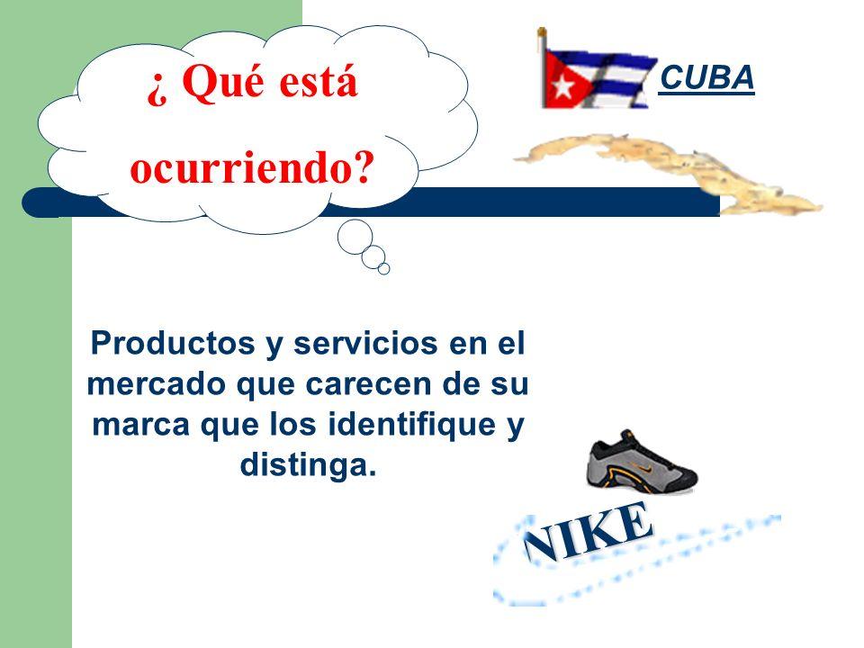 NIKE ¿ Qué está ocurriendo CUBA