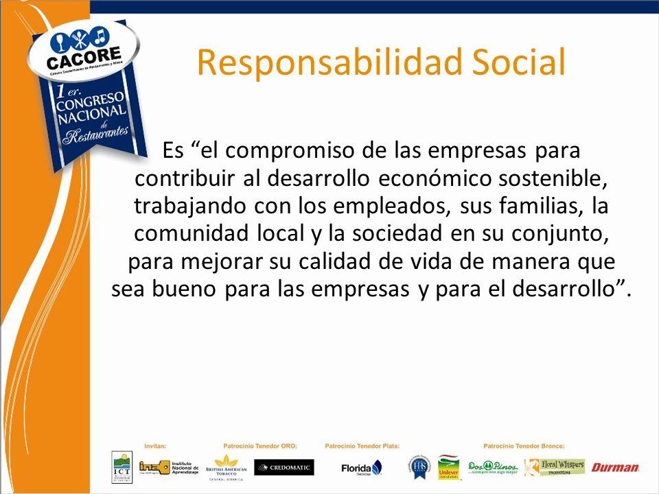 Responsabilidad Social Empresarial y Regulaciones