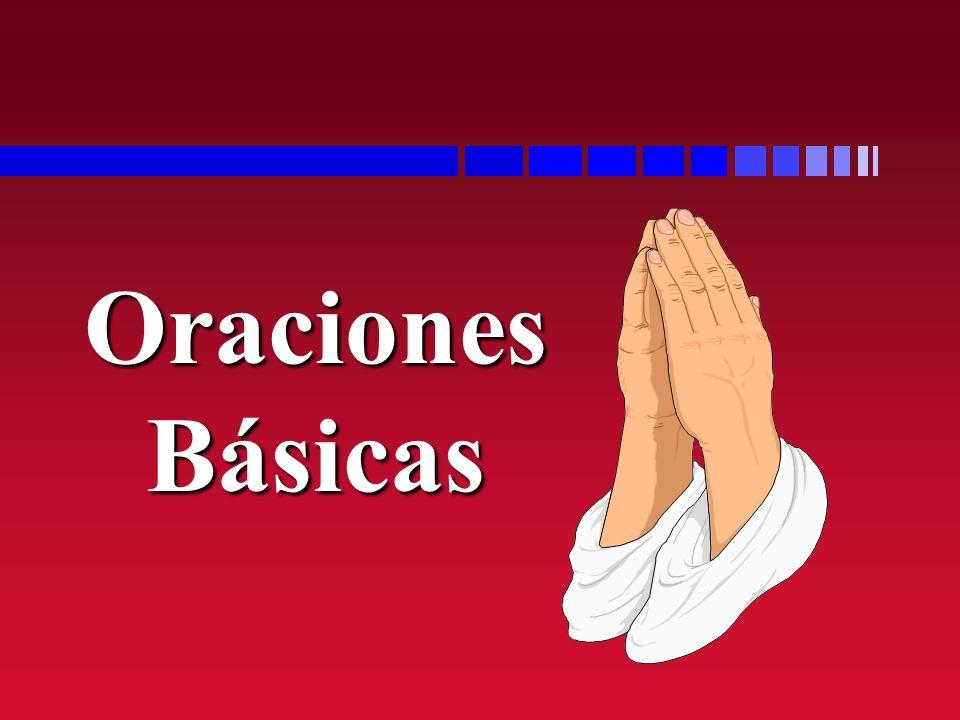 Oraciones Básicas