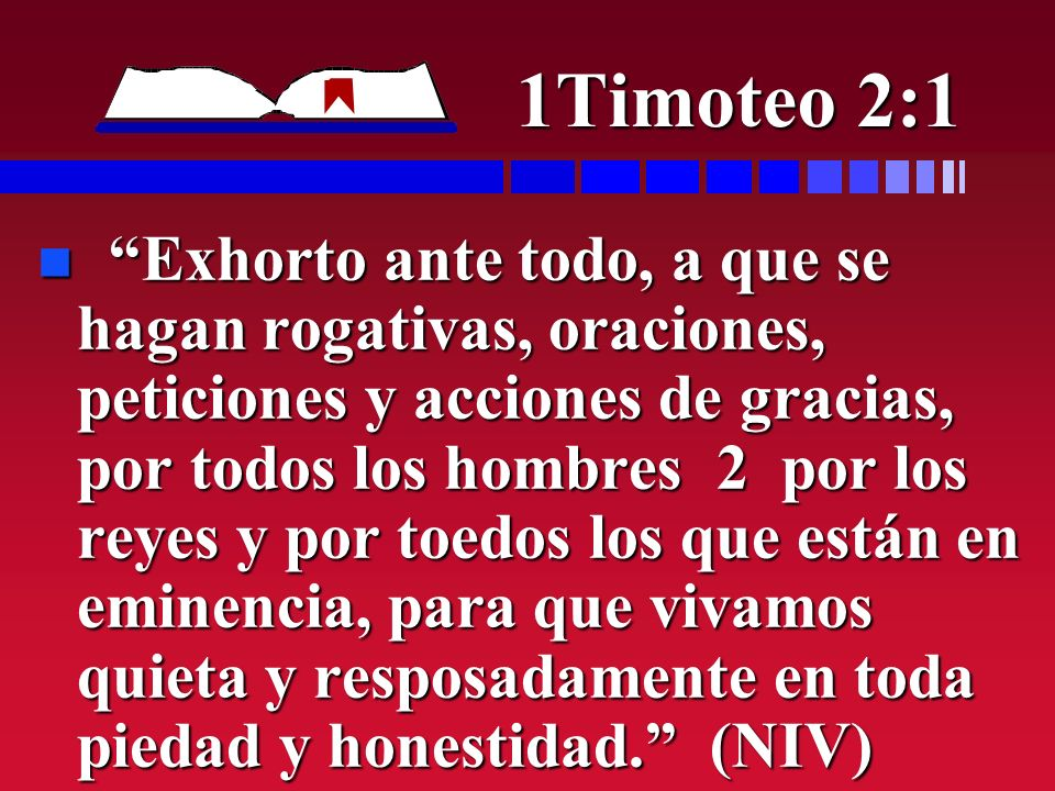 1Timoteo 2:1