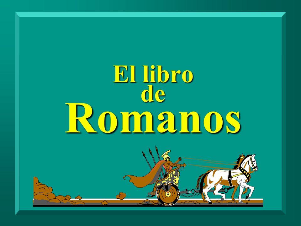 El libro de Romanos
