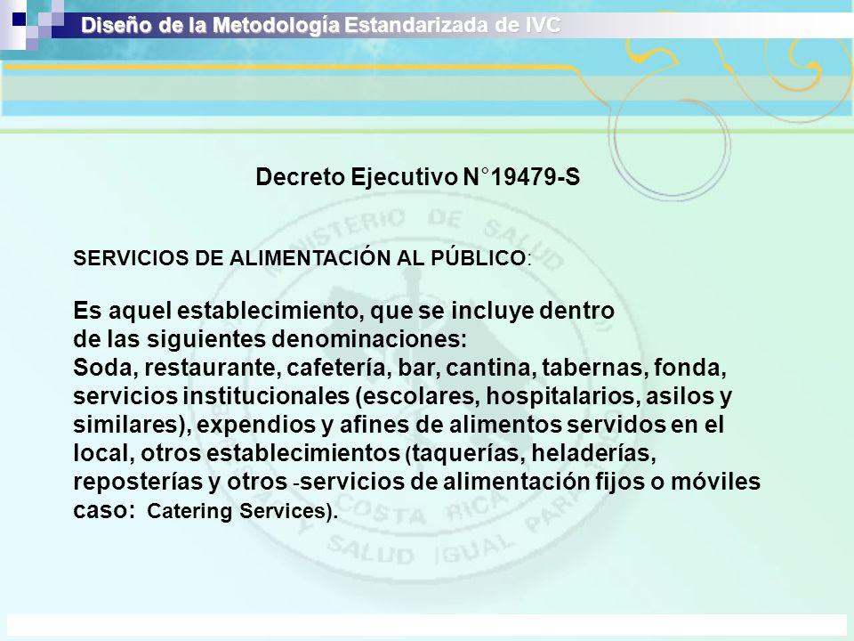 Decreto Ejecutivo N°19479-S